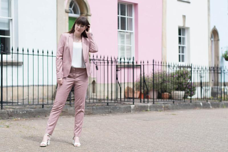 Next Pink Suit
