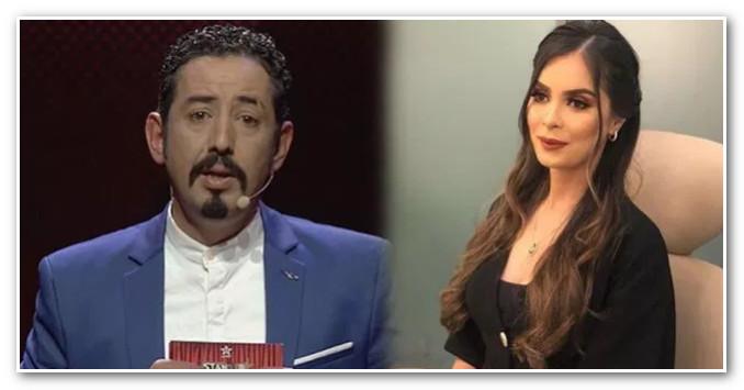 صفاء حبيركو تهاجم زميلها طارق البخاري