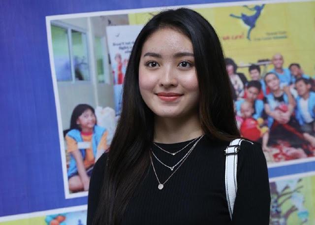 Natasha Wilona Bantah Hubungan Asmara dengan Verrell Bramasta
