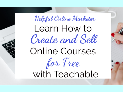 Learn How to Create and Sell Online Courses for Free with Teachable