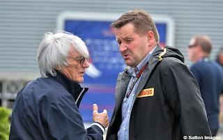 Pirelli comienza a verse fuera del gran circo en la temporada 2014