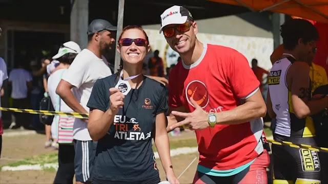 Triatleta de Rondônia fica entre 10 melhores do Brasil na Copa de Sprint Triathlon