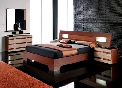 15 Desain Tempat Tidur Minimalis Modern Terbaru 2016 - 004