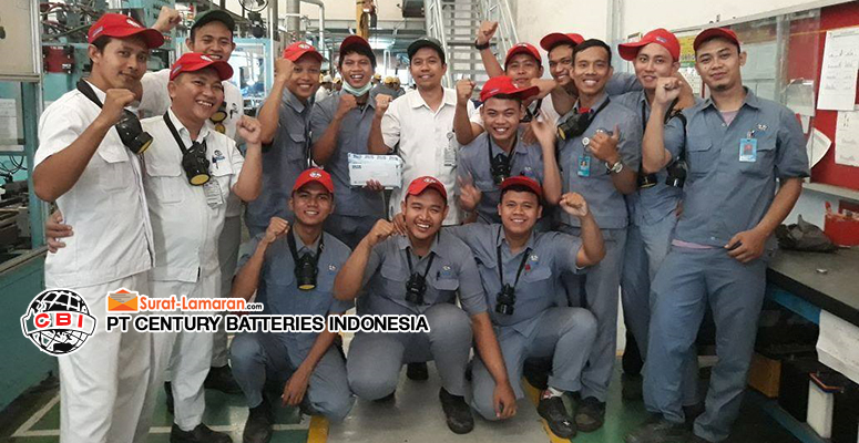 PT. Century Batteries Indonesia