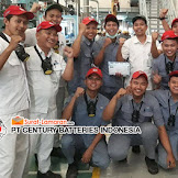 Lowongan Kerja PT. Century Batteries Indonesia Cakung dan Karawang Maret 2018