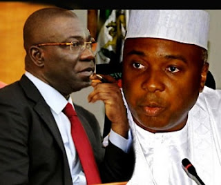 "Saraki, Ekweremadu Forgery Case: ""Don't Dare Us"", Senate Spits Fire At FG"