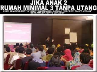 Jadwal Terbaru Seminar Bapak Cipto Junaedy April 2016 Bekasi dan Jakarta