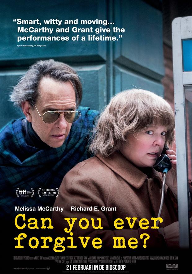 Review Filem Can You Ever Forgive Me?