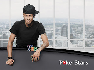 Neymar Poker Wallpaper
