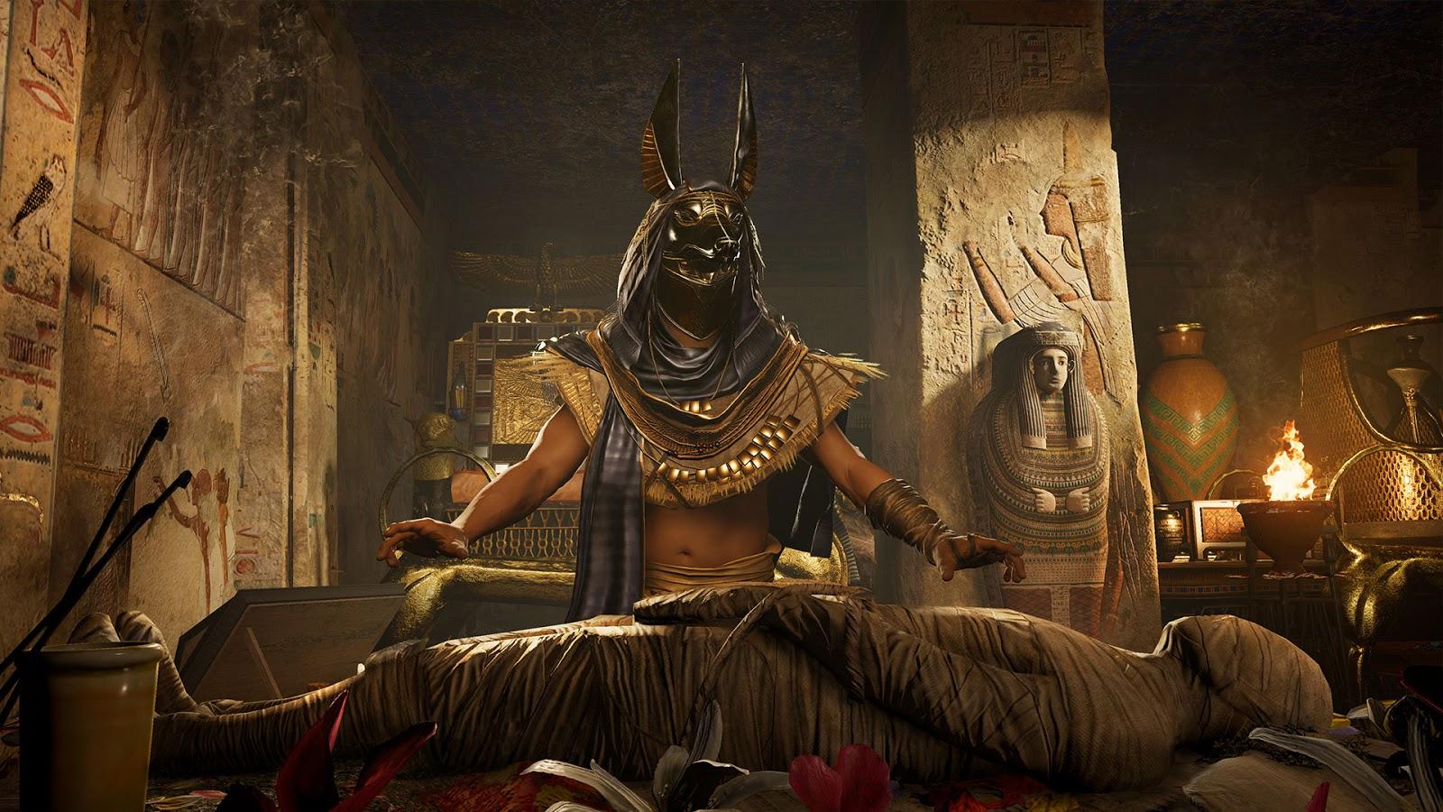 تحميل لعبة Assassin's Creed Origins مع الترجمة العربية كاملة 4