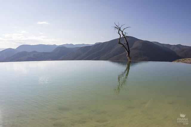 poza de hierve el agua en oaxaca