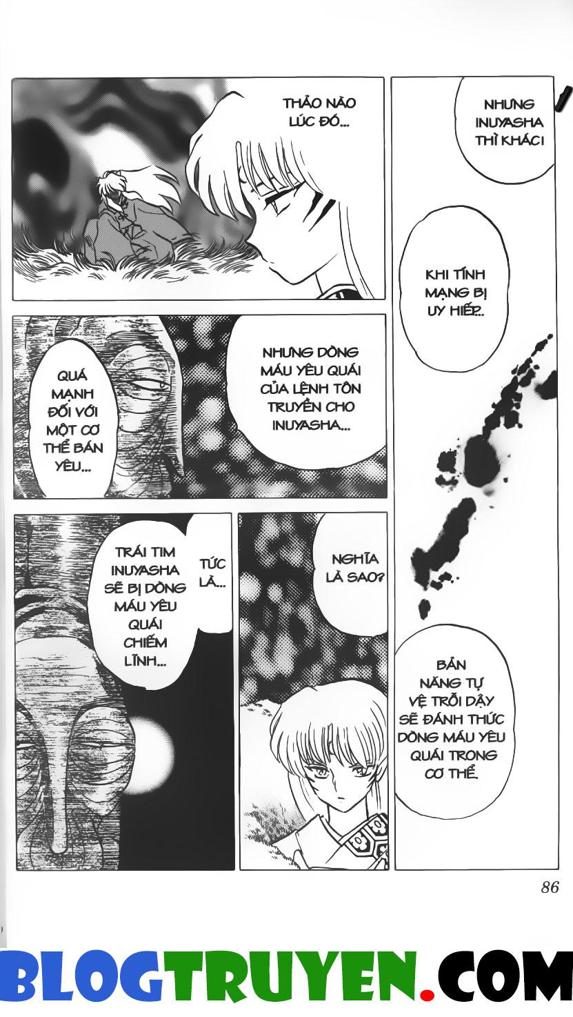 Inuyasha vol 19.5 trang 11