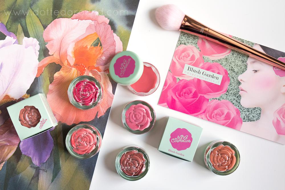 neve cosmetics blush garden recensione opinioni