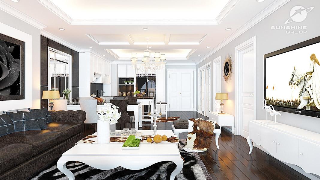 Thiết kế 100% căn hộ đón nắng gió tự nhiên