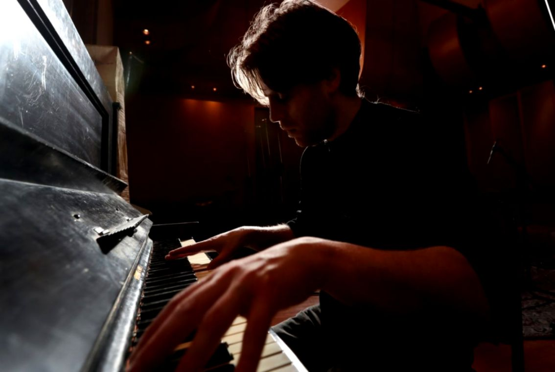 Prodigy Richie English is the Axl Rose of Buffalo classical music