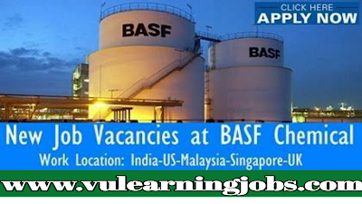 BASF Construction Chemical - Career Opportunities - Jobs In Worldwide