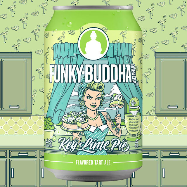 Funky Buddha Key Lime Pie Coming To Summer Goodness Series