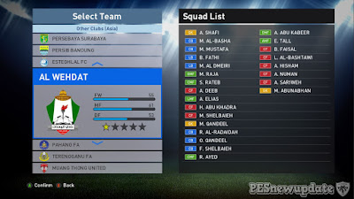 SMoKe Patch FULL with Add-Ons for PES 2016