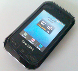 List of Samsung Champ Mobile Secret Codes
