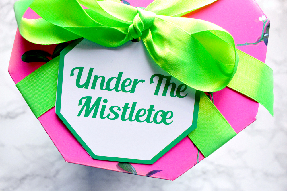 Lush Under the Mistletoe