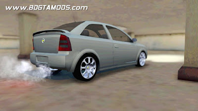 GTA SA - Chevrolet astra hatch 2 portas 2010 2