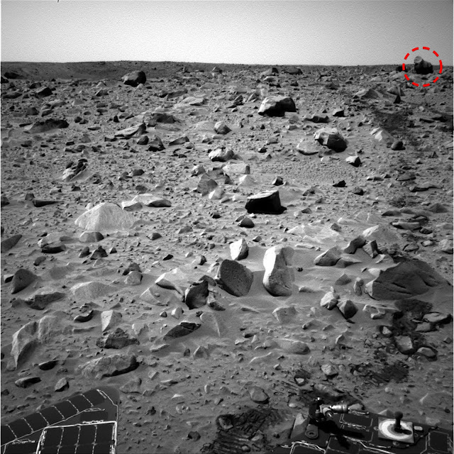 UFO SIGHTINGS DAILY: Life Discovered On Mars Surface ...