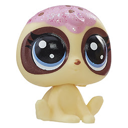 Littlest Pet Shop Series 2 Special Collection Grumble Slothful (#2-12) Pet
