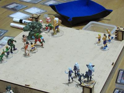 rumbleslam wayland games centre hockley essex wargamers