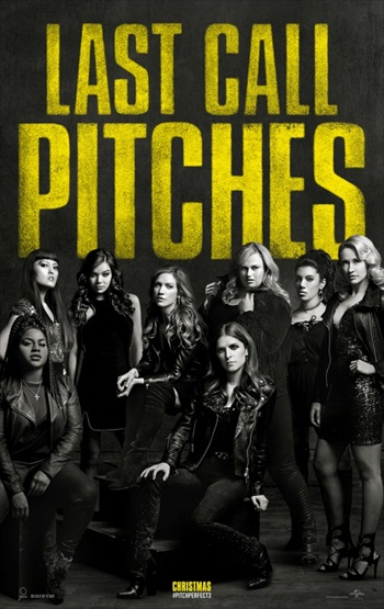 Pitch Perfect 3 2017 English 720p HC WEBRip 750MB