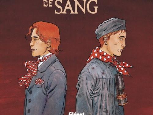 Ennemis de sang, tome 1 : Les Moissons Funestes de Francis Carin et David Caryn