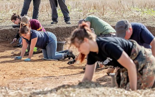 Yorkshire excavation reveals first century Roman settlement