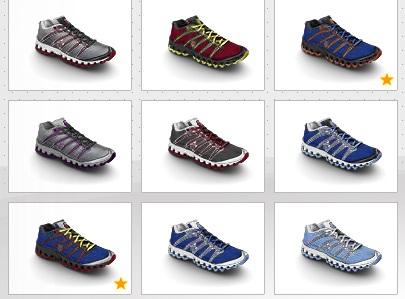 the latest c80b0 811ea Der Mode Blog: Schuhe selbst designen bei K-Swiss