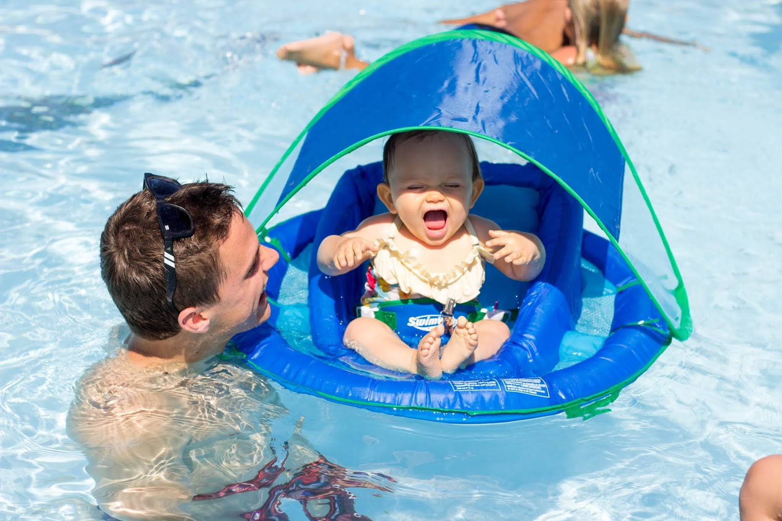 Creating A Water Baby - For the Joy of Life.