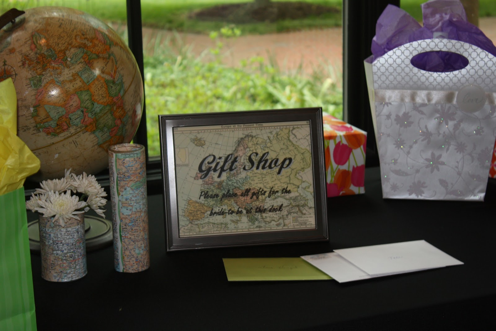 Travel Theme Ideas Bridal Shower Travel Theme All You Need Is Tara And Travel