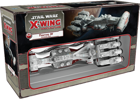 Huge Ship Preview- Tantive IV Expansion Pack, Part 1