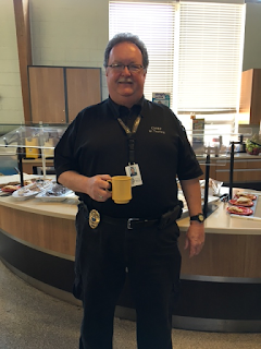 "Cumberland University Security Chief starts ""Coffee With The Chief"""