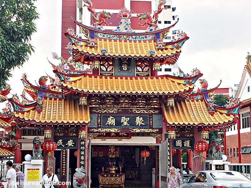 Chu Sheng Temple - Ang Mo Kio ,Singapore