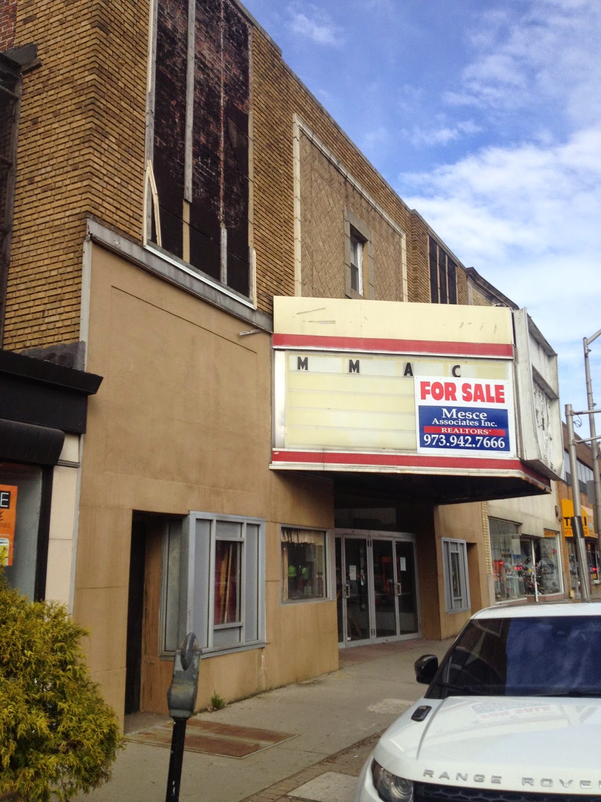 The Forgotten Past of New Jersey: Lincoln Theater