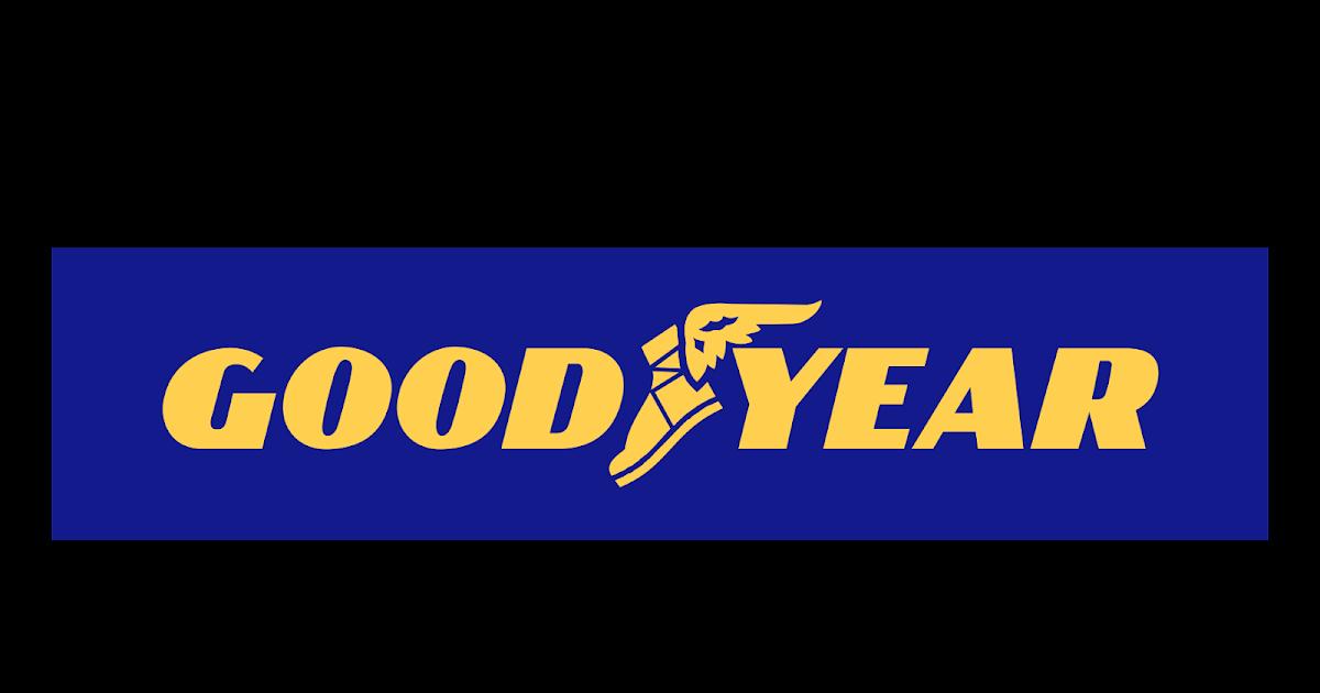 good year logo vector ~ format cdr, ai, eps, svg, pdf, png
