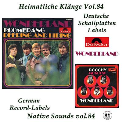 Wonderland (Heimatliche Klaenge  Vol. 84)