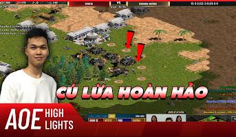 AOE HIghlight | Đã con mắt với màn chém HỦY DIỆT của team Sparta