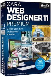 Xara Web Designer 11 Premium Full Crack