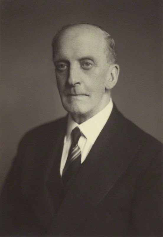 Sir Edward Hale Tindal Atkinson  Director of Public Prosecutions 1930-1944  (from National Portrait Gallery)