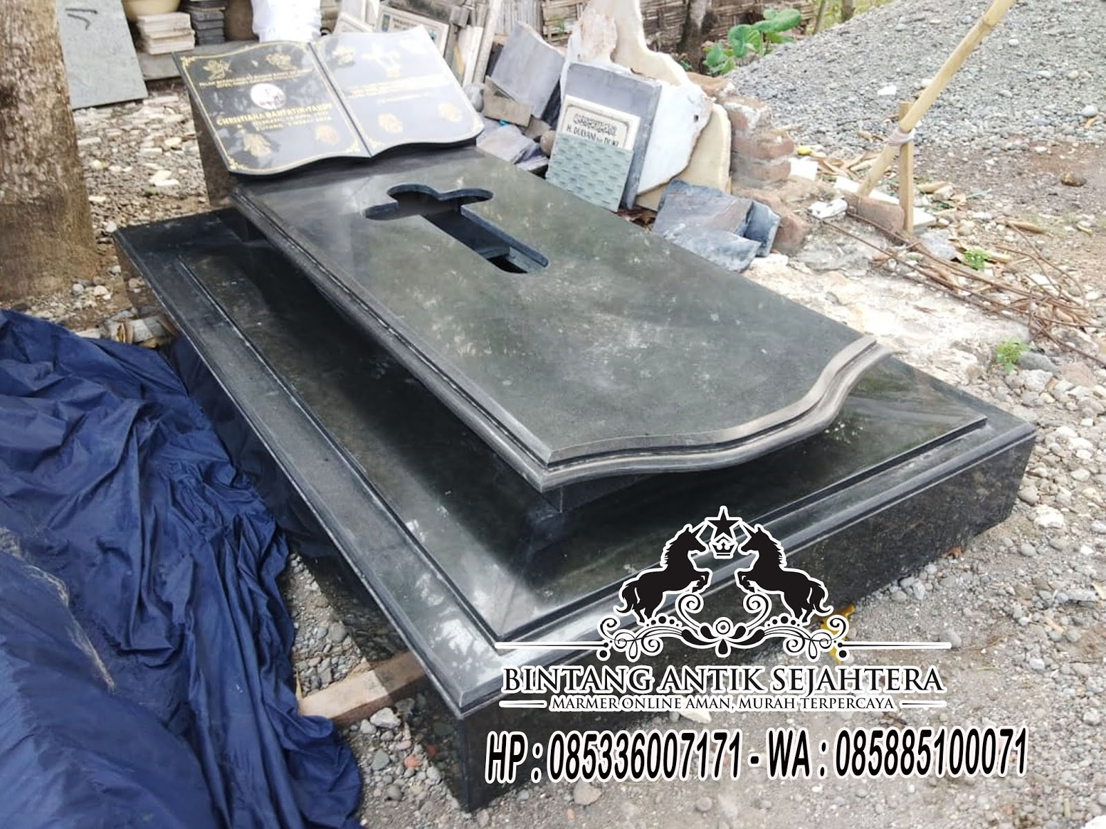 Model Kuburan Kristen Minimalis Model Kuburan Minimalis Contoh Makam Granit