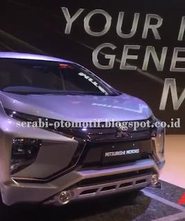 6 varian Mitsubishi Expander : Spesifikasi dan harga