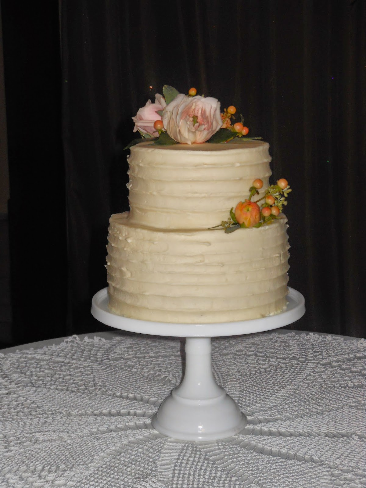 wedding cake pieces it s a of cake buttercream wedding cake 23455