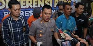 """""""Yang Mulia"""" Otak Penipuan Lolos Jadi PNS Ditangkap Polres Kebumen"""