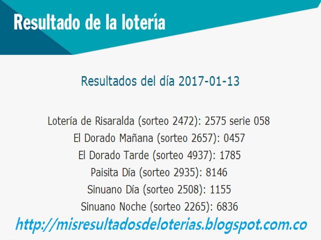 Resultado-del-chance-y-la-loteria-enero-13-2017