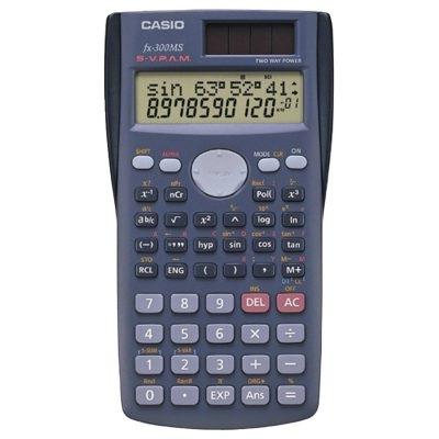 Kalkulator ilmiah Casio fx-300MS