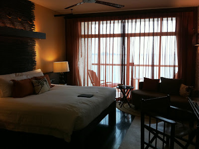 Centara Grand Mirage Beach Resort in Pattaya, Thailand